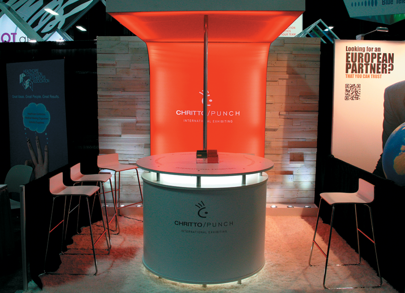Exhibition Booth Meaning : You can have it small exhibitor magazine
