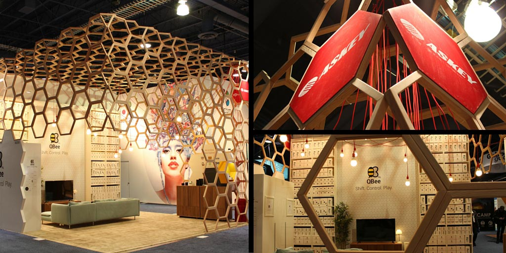 Exhibition Stand Design Articles : The best of ces exhibitor magazine