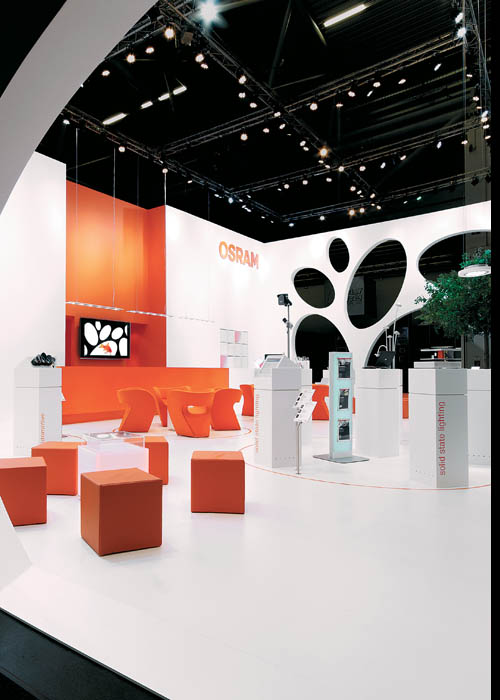 Exhibition Stand Design Articles : Exhibitor magazine article s rd