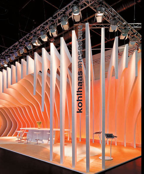 Exhibition Stand Design Awards : Exhibitor magazine article s rd