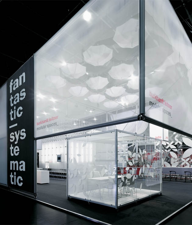 Fabric Exhibition Stand Examples : Just do wit exhibitor magazine