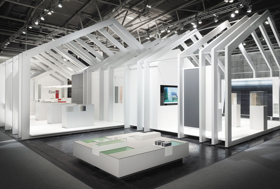 Exhibition Stand White : A house divided exhibitor magazine