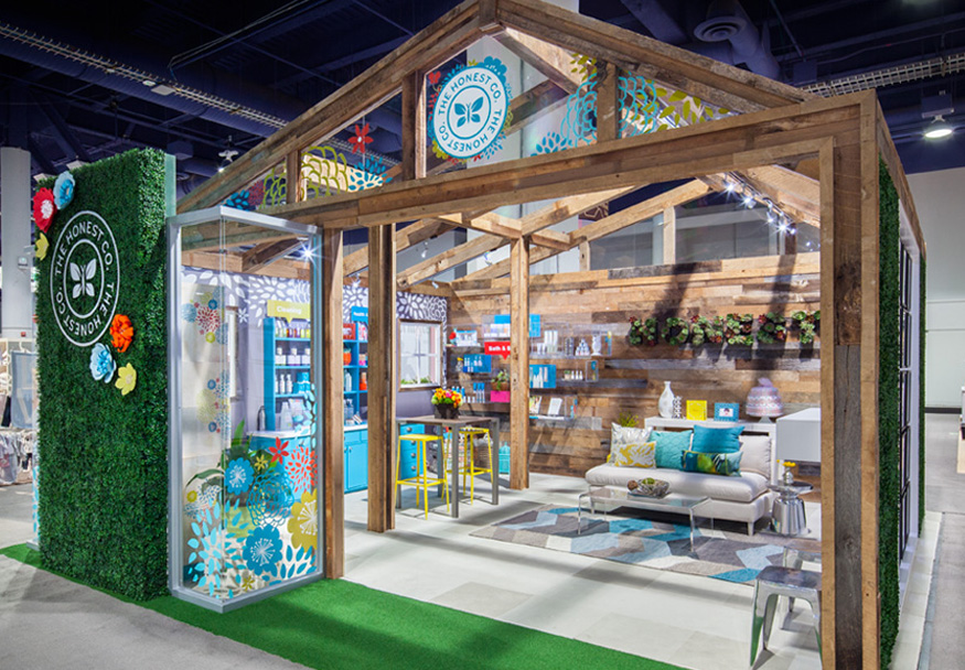 Good Exhibition Stand Design Ideas : Good housekeeping exhibitor magazine