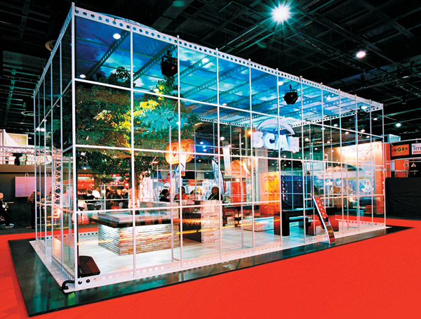 Exhibition Stand Wall Design : Wondrous walls exhibitor magazine