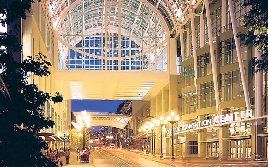 Washington State Convention Center Exhibitor Magazine