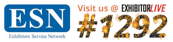 Visit Exhibitors Service Network Inc. at EXHIBITORLIVE