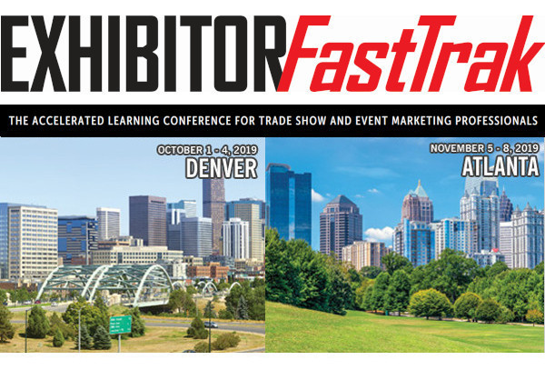 EXHIBITORFastTrak Registration Now Open!
