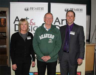 Bemidji State University 2012 Spring Art & Design Portfolio Review