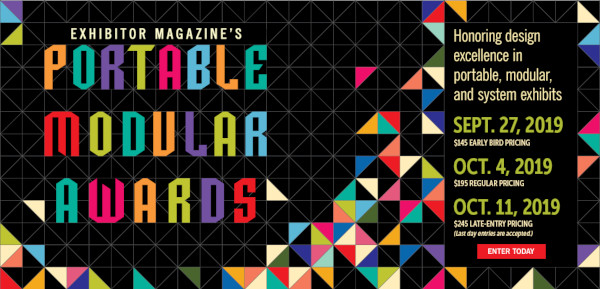 Enter EXHIBITOR�Magazine's Portable/Modular Awards