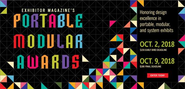 Enter EXHIBITOR�Magazine's�Sixth�Annual Portable/Modular�Awards