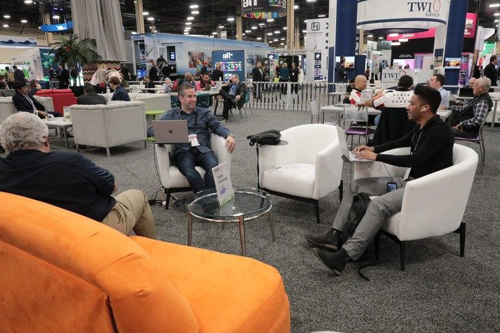 Exhibitor Partners With Afr Furniture Rental To Provide Furnishings