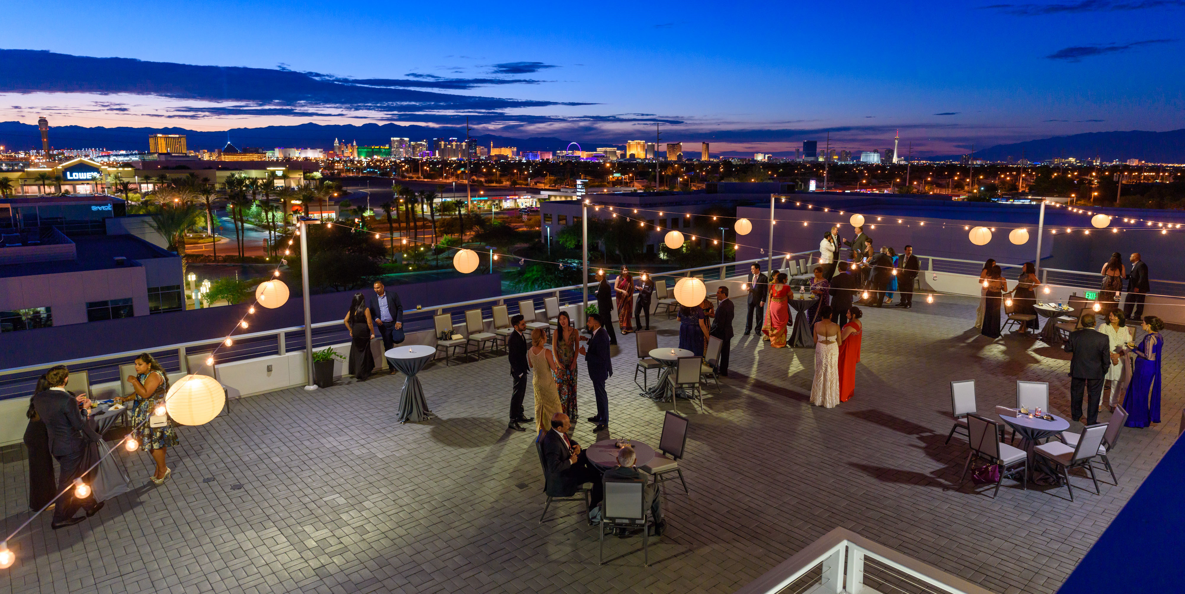 Enclave pletes Square Foot Events Venue With Opening of