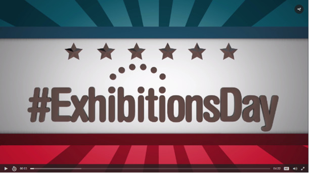 View coverage of this year's Exhibitions Day