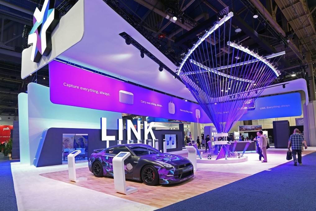 Expo Exhibition Stands News : Exhibittrader unveils new technology exhibit at ces