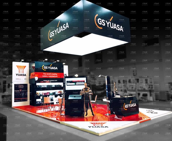 Modular Exhibition Stands Quiz : Focal exhibitions experiences global expansion introduces