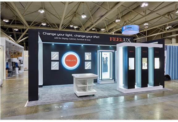 Feelux Canada Wins Silver Award At IIDEX