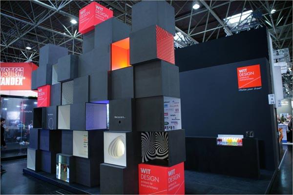 Exhibition Stand Design Awards : Exhibitor magazine euroshop coverage