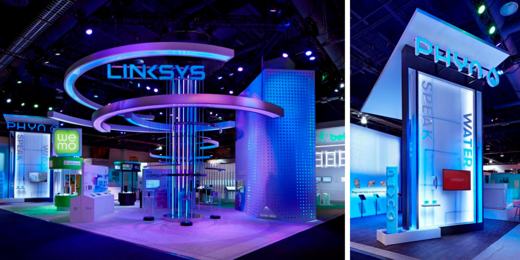 Fabric Exhibition Stand Zones : The best of ces 2018 exhibitor magazine