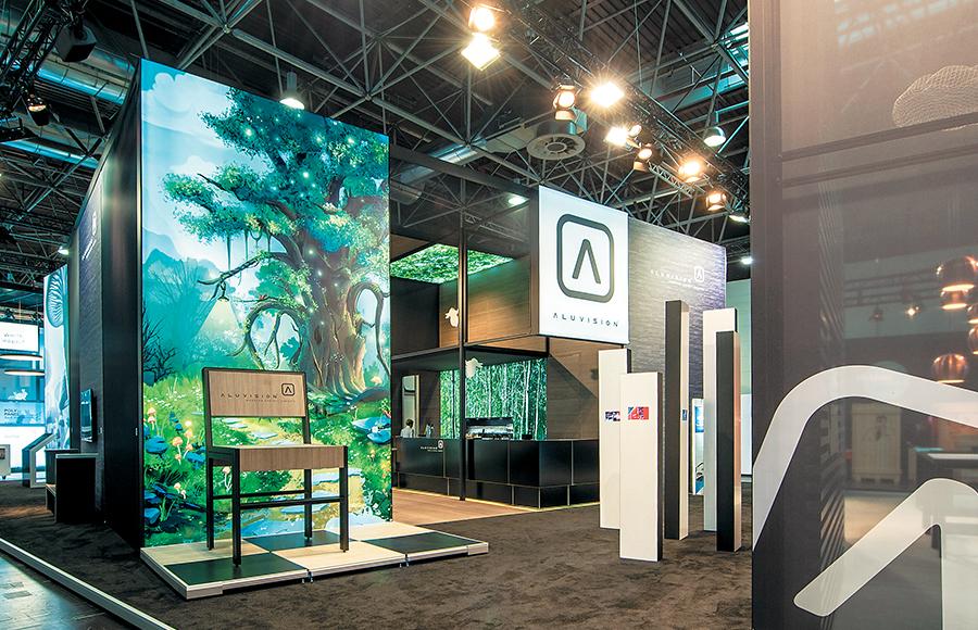 Modular Exhibition Stands Quiz : Exhibitor magazine s th annual portable modular awards
