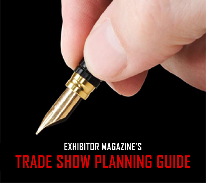 trade show planning guide exhibitor magazine