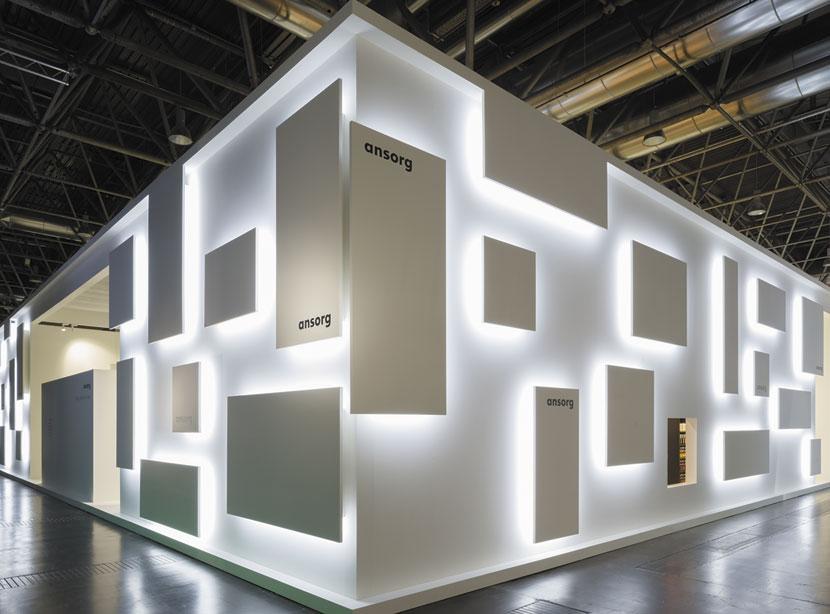 Exhibition Stand Design Magazine : Points of light exhibitor magazine