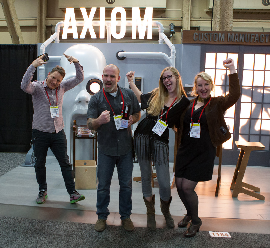 Axiom Custom Products
