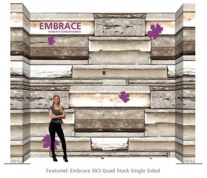 Embrace™ Fabric Backwalls