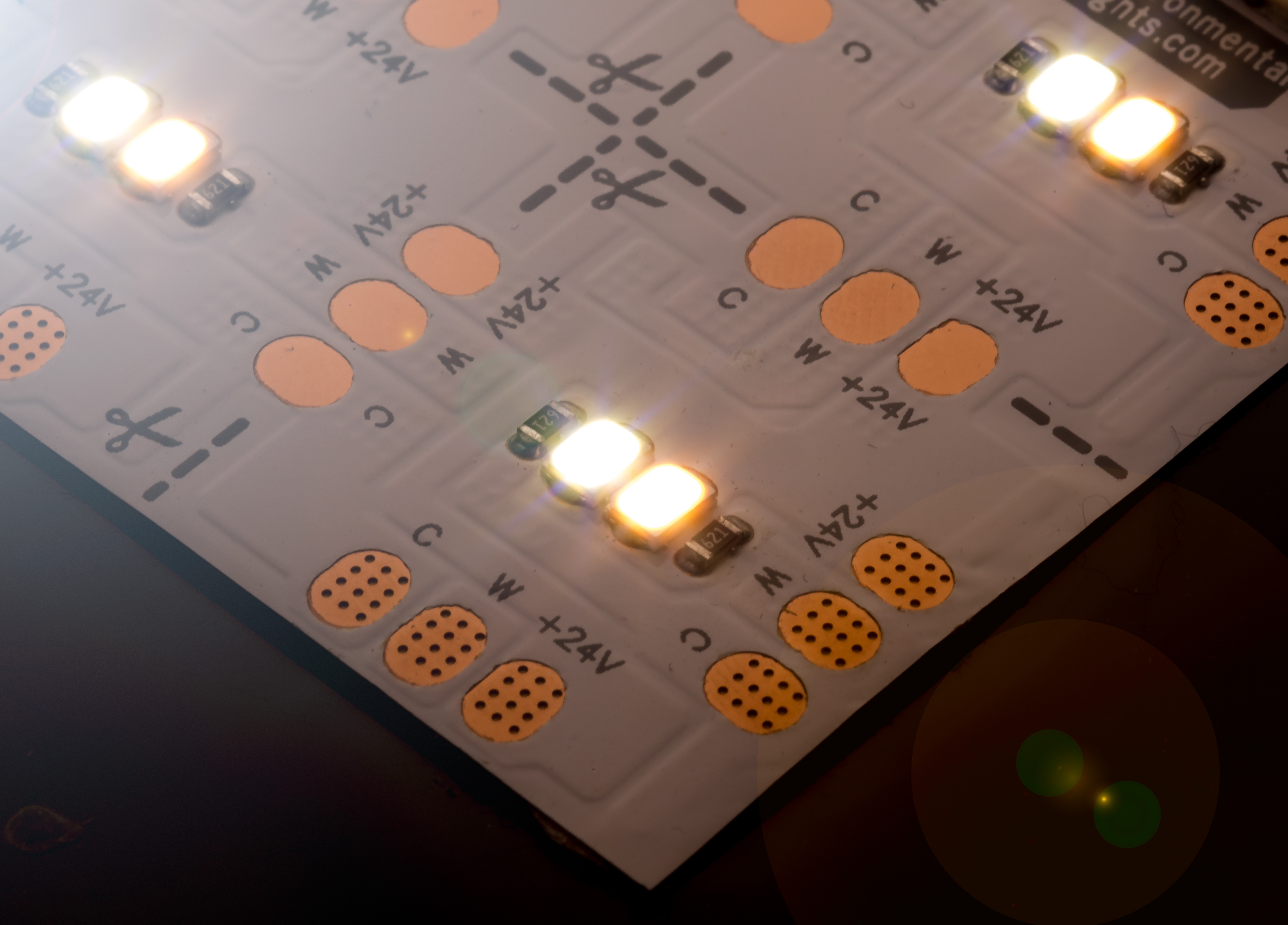 Environmental Lights Launches Tunable White Backlighting