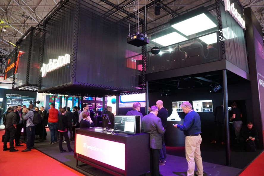 ISE Stand Design Awards