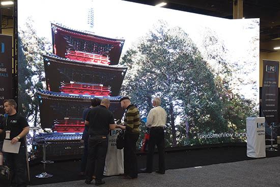 Exhibitorlive Booth Photos